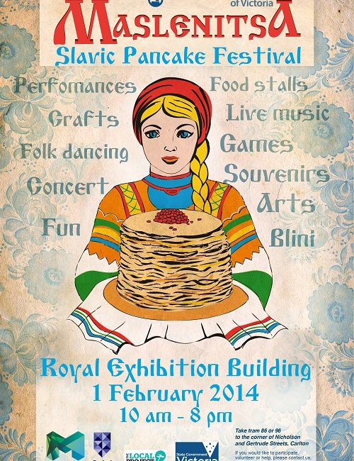 Maslenitsa 2014 – Slavic Pancake Festival