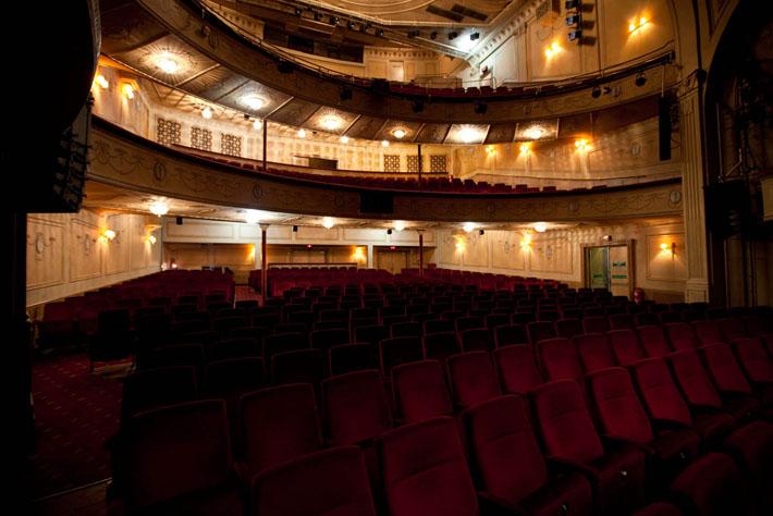 Athenaeum Theatre – Overhaul Review