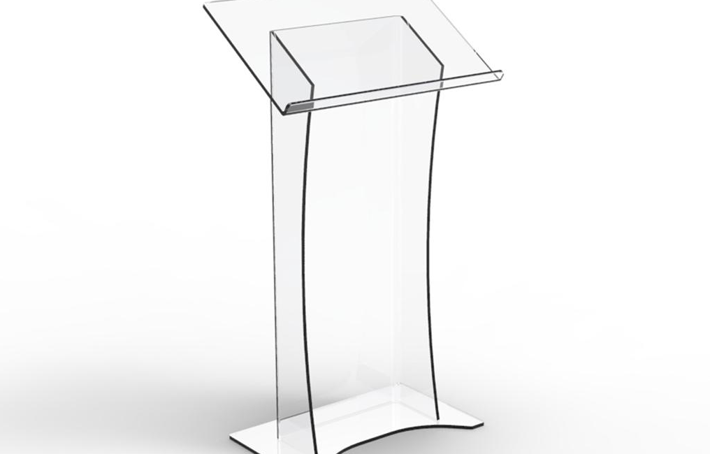 New Product Announcement – Perspex Lecterns