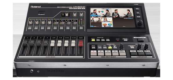 New Product – Edirol VR-50HD Multiformat HD Switcher/Scaler