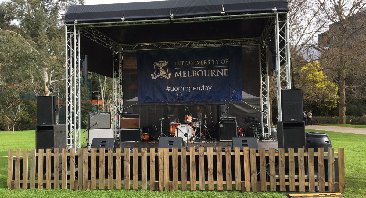 New Product Review – 6×4 Outdoor Stage