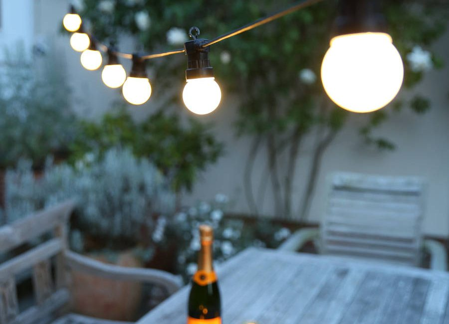 New Product Review – Outdoor Festoon Lights